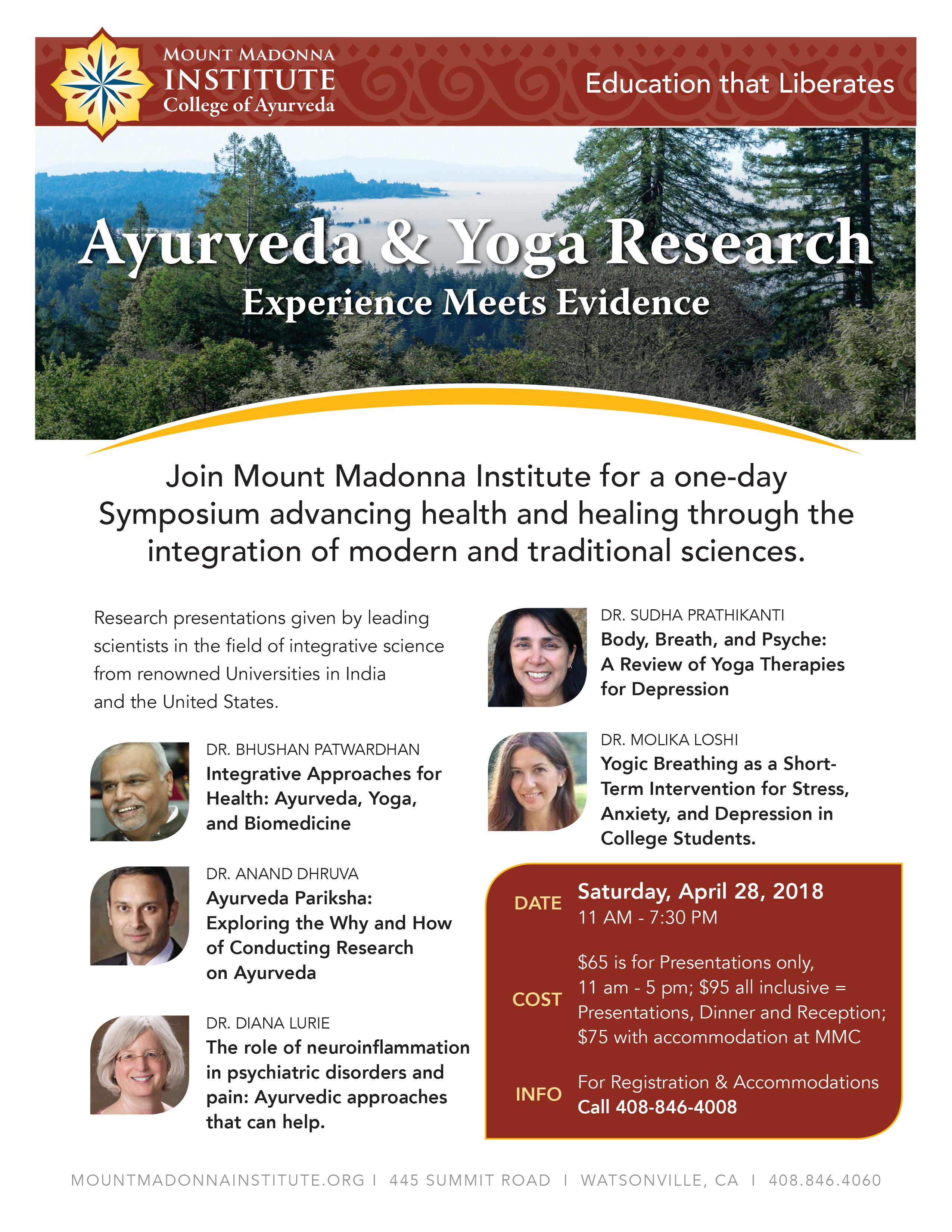 Research Center - Mount Madonna Institute