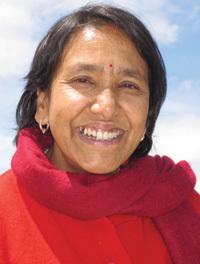 Sarita Shrestha
